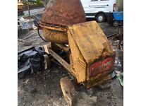 Maximixam 5T cement mixer (self build, construction, plant, tractor)