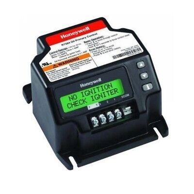 Honeywell R7284u1004 Digital Electric Primary Oil Control-15 Sec