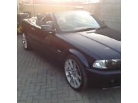 Bmw convertable sell / swap tipping trailer