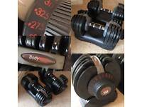 Bodymax Selectabell Dumbbell Pair 5KG - 32.5