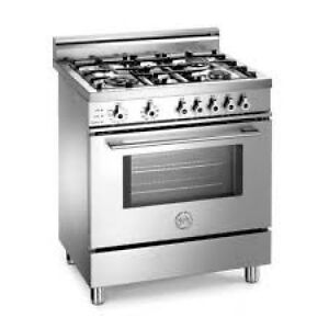 Bertazzoni gas stove for sale