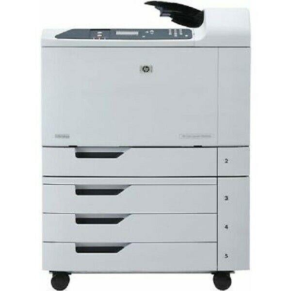 Imprimante hp couleur laserjet cp6015xh a3/a4 réseau duplex q3934a cp6015
