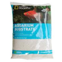 Aquarium white substrate (National Geographic)