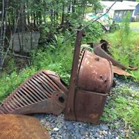 Old car parts for sale