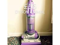 DYSON DC07 FULLY SERVICED MINT CONDITION ANIMAL FREE SET OF PERFUMED FILTERS 2
