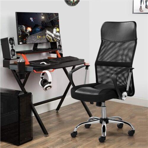 Home Office Desk High Back Ergonomic Chair Task