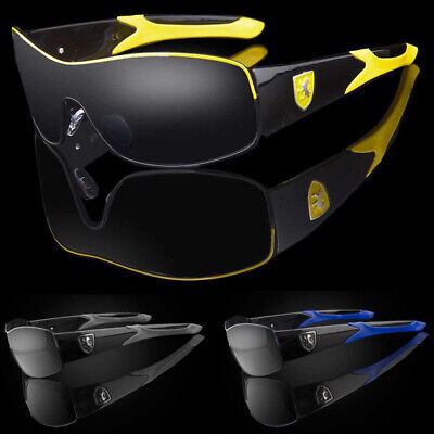Best Wind Blocking Full Coverage Wraparound Mens Exoctic Inspired (Best Male Sunglasses)