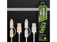 New Multi USB Cables