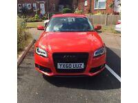 Audi A3 s-line dsg