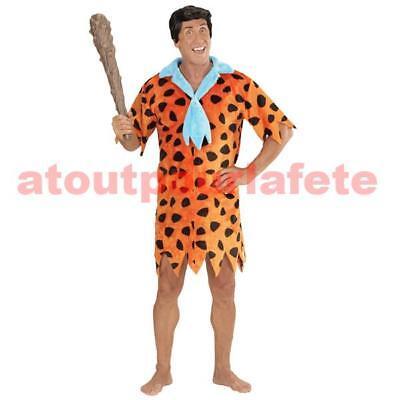 Déguisement Fred Pierrafeu - Homme des Cavernes XL - Kostüm Homme Des Cavernes