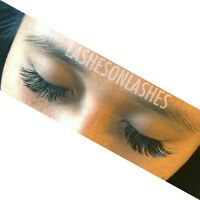 * PROMOTION POSE D'EXTENSION DE CILS 45$ & 3D 60$ *