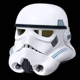 Star Wars Lucasfilm replica helmet
