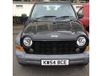 Jeep Cherokee crd 2.8 automatic 2005