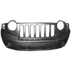 Hundreds of New Painted Jeep Compass Front Bumpers