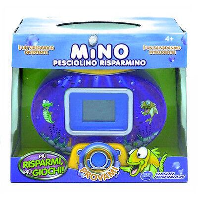 Salvadanaio Digitale Intelligente Contamonete Contatore monete Mino Pesciolino