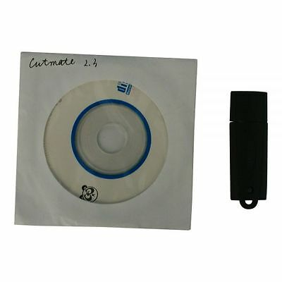 CorelDraw Driver CutMate 2.3 + Softdog for Redsail Vinyl Cutter RS360C, RS720C