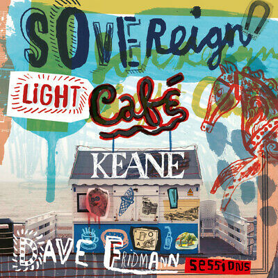 Light Green Vinyl (KEANE Sovereign Light Café GREEN VINYL 7