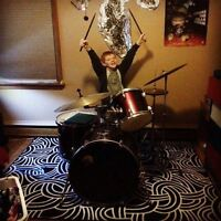 Private Drum Lessons, Stress Relief Drumming & Rhythm Circles