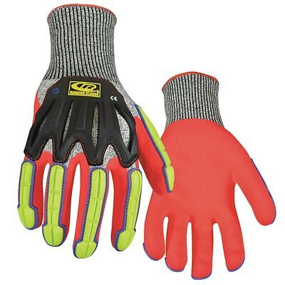 Ringers Gloves 065 R-flex Impact Nitrile-light Duty Impact Glove M