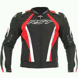 Brand new with tags RST pro series waterproof textile sport motorcycle jacket size m