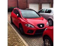 SEAT LEON 2LTR TFSI | TURBO, BARGAIN RIGHT HERE | LOW MILES |