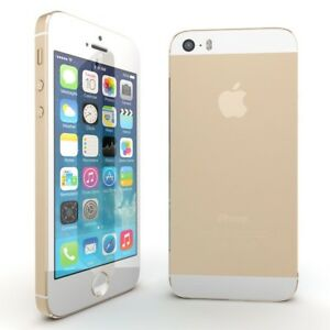 iPhone 5s 16GB Or/Gold (Fido)