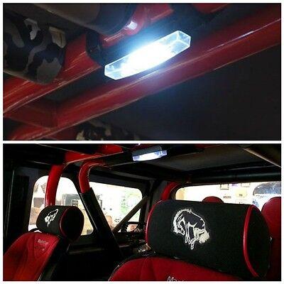 Universal Dome - Universal Roll Bar Mount Dome Light (UTV, RZR, Arctic Cat, & Jeep) **FREE SHIP**