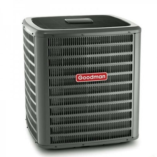 3 Ton Goodman 18 Seer R-410a Two-stage Heat Pump Condenser