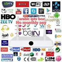 IPTV  offer with a lot of shows