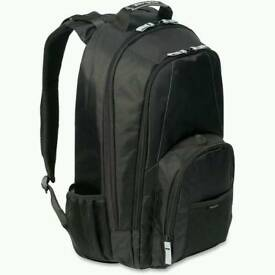 "Targus 17"" Groove Backpack - notebook cases (Backpack, Black, Nylon)"