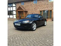 Mazda mx5 mk3 nc 1.8 convertible sports car black