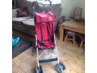 Pushchair stroller buggy by Chicco