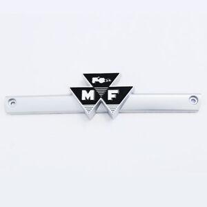 Massey Ferguson Grill Badge Bar & Emblem Assembly MF135,148,165