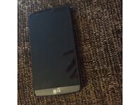 Lg G3 open to all networks excellent condition