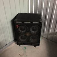 Cabinet basse David Eden 410XLT bass cab speaker