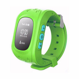 GPS watch that tracks your child