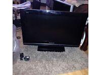 """26"""" Panasonic flat screen TV"""
