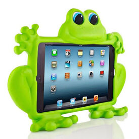 --Unused - Frog iPad Case For IPAD 2, 3, 4 (( NOT IPAD AIR OR MINI - Also fit to car head rest ---