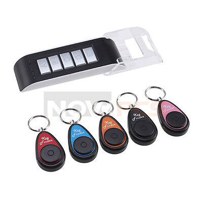 New 5 In 1 Wireless Alarm Non Lost Electronic Key Finder Locator Remote Control on Rummage