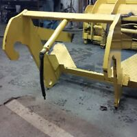 Loader hook attachment for any equipment Like new
