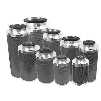 "Phresh Carbon Filter 6"" x 24"" 550 CFM w Flange Can Odor Control for Inline Fans"
