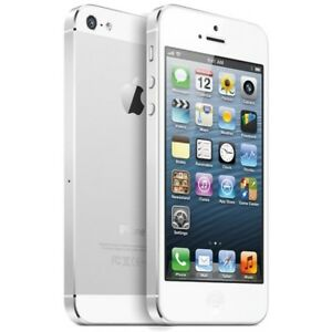 IPHONE 5S 16GB UNLOCKED SILVER GOOD CONDITION