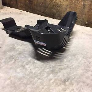 Force Bash Plate to Suit 2017 KTM 300exc North Sydney North Sydney Area Preview
