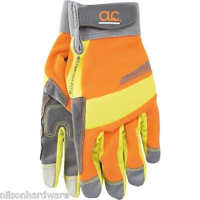 Safety Tradesman Glove - CLC X-Large Synthetic Leather Safety Tradesman Working Glove 128XL
