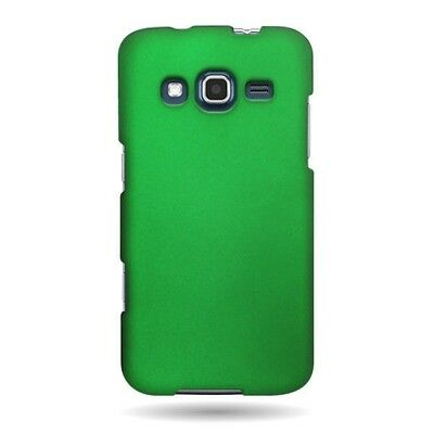 Hard Rubberized Matte Dark Green Cover Case for Samsung Ativ S Neo i800 I8675 for sale  Shipping to India