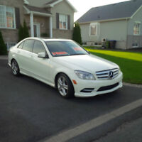 2011 Mercedes-Benz  C300.  4 MATIC