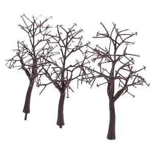 10pcs-Bare-Trunk-Tree-Branch-Model-for-Train-Park-Scenery-Layout-HO-Scale-1-75