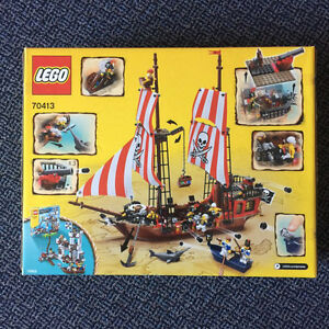 LEGO pirates 70413 + 21301 retired Kitchener / Waterloo Kitchener Area image 2
