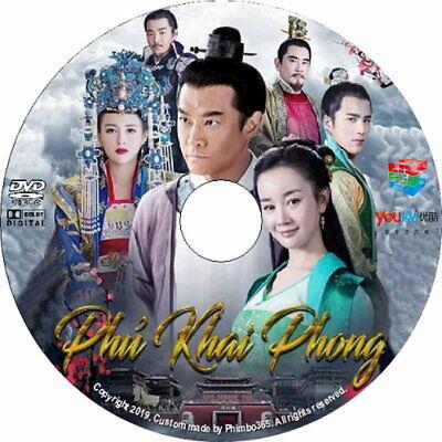 Phu Khai Phong - Phim Trung Quoc