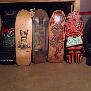 Wanted: Vintage skateboards